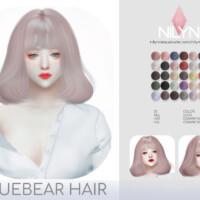 Bluebear Hair