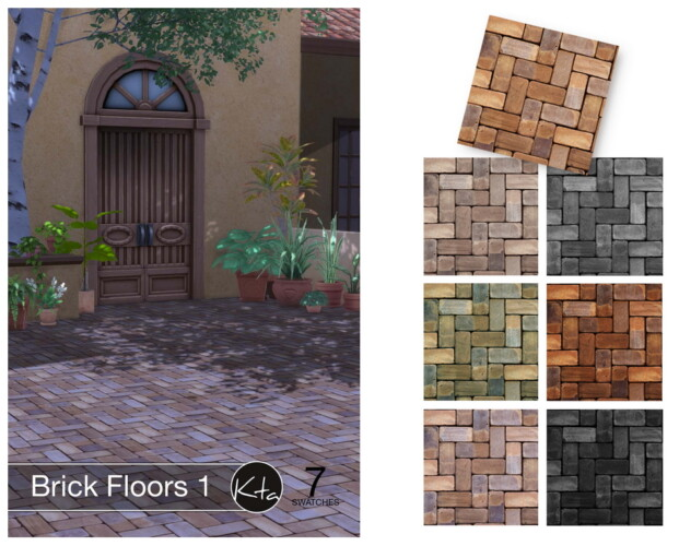 Brick Floors 1