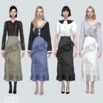 Long Skirt Sf