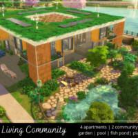 Eco Living Community By A.lenna