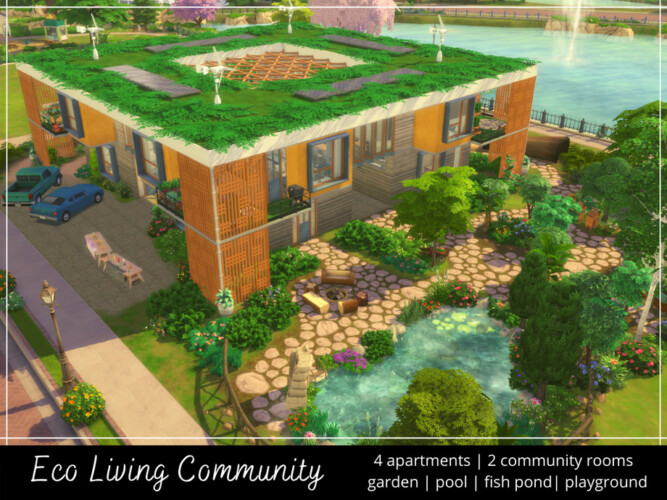 Eco Living Community By A.lenna