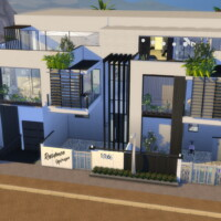 Mirage House By Solene Espana