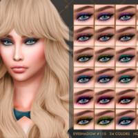 Eyeshadow #115 By Jul_haos