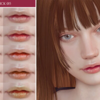 Lipstick 015