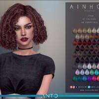 Ainhoa Short Curly Hair By Anto