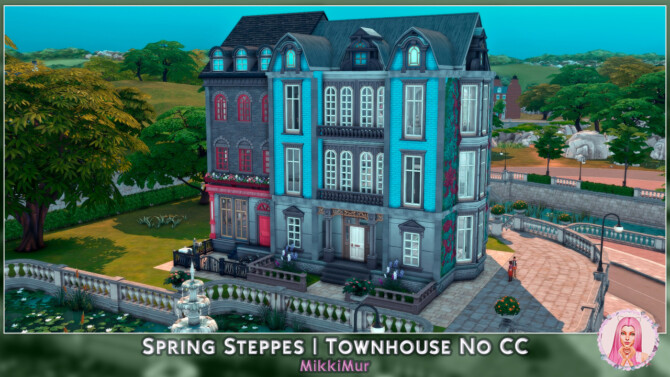 Spring Steppes Townhouse
