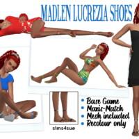 Madlen's Lucrezia Shoes