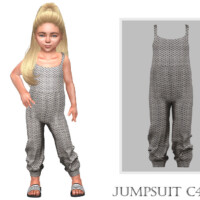 Jumpsuit C406 By Turksimmer