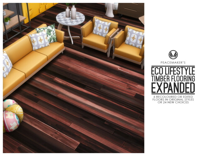 Eco Lifestyle Timber Flooring Expanded
