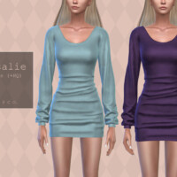 Rosalie Dress By Pipco