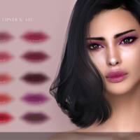 Lipstick A05 By Angissi