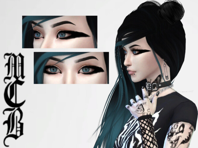 Leena Eyeliner By Maruchanbe