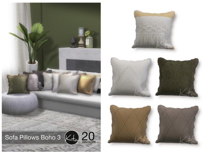 Sofa Pillows Boho 3