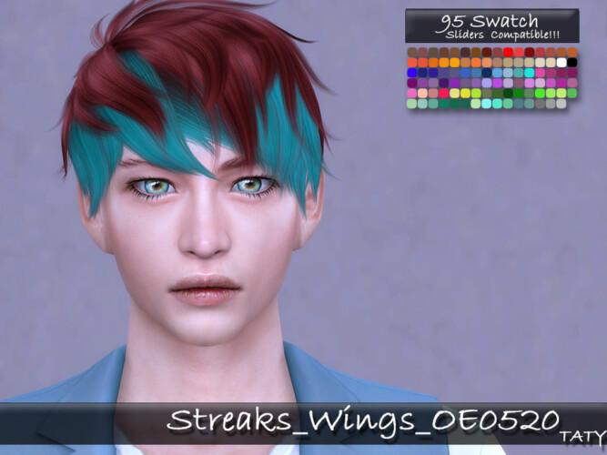 Streaks Wings Oe0520 Hair By Tatygagg