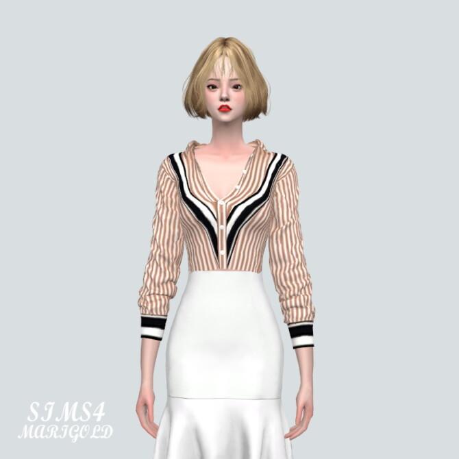 Sims 4 5V 1 Shirts at Marigold