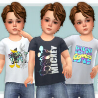 Jonas T-shirt By Lillka