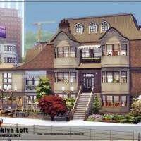 Brooklyn Loft By Danuta720