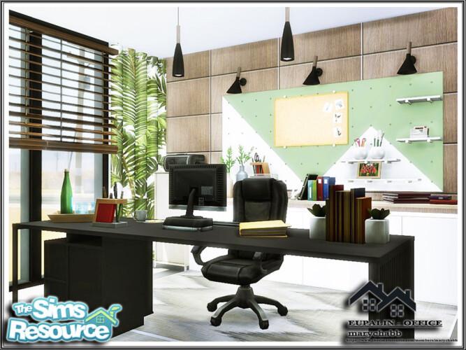 Eupalin Office By Marychabb