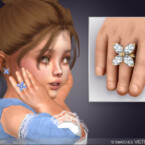 Victoria Ring For Toddlers By Feyona