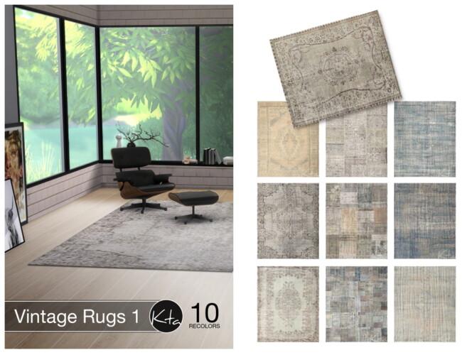 Vintage Rugs 1