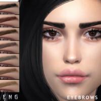 Eyebrows N118 By Seleng