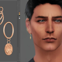 Colossus Earrings | Right By Sugar Owl