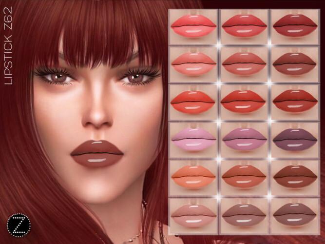 Lipstick Z62 By Zenx