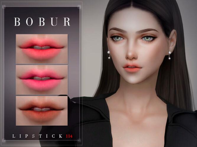 Lipstick 114 By Bobur3