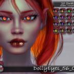 Dolly Eyes 56 Cl By Tatygagg