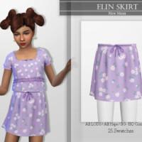 Elin Skirt By Katpurpura