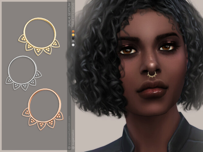 Jaala Septum By Sugar Owl