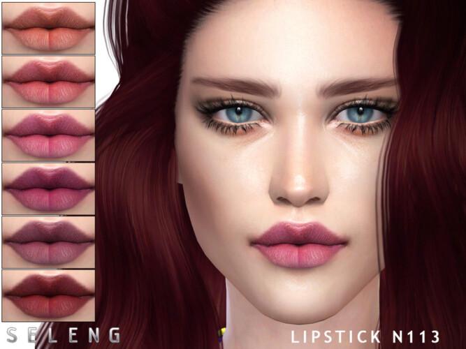 Lipstick N113 By Seleng