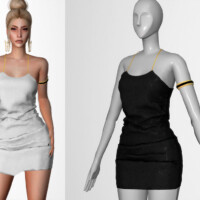 Goldenshadow Collection Dress Vii Viy By Viy Sims