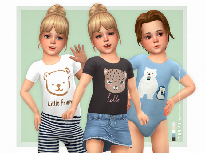 Toddler Onesie 14 By Lillka
