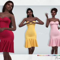 Minka Dress By Sifix
