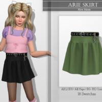 Arie Skirt By Katpurpura