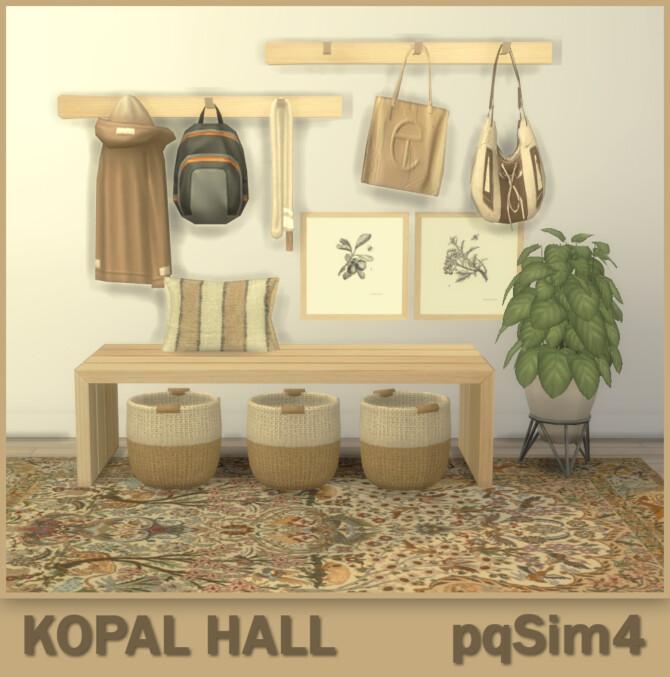 Sims 4 Kopel Hall at pqSims4