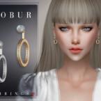 Earrings 49 By Bobur3
