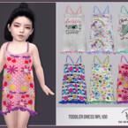 Toddler Dress Rpl100 By Robertaplobo