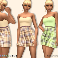 Dress Sunous By Mahocreations