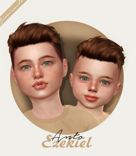 Anto Ezekiel Hair For Kids & Toddlers