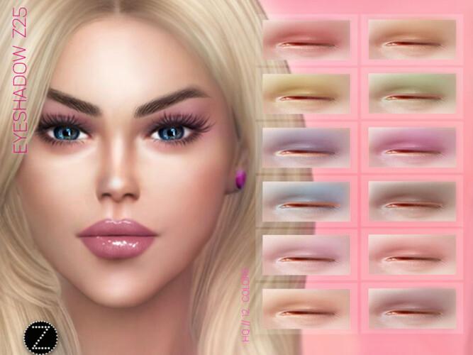 Eyeshadow Z25 By Zenx