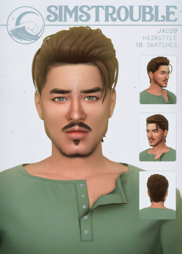 Jacob Hair For Males