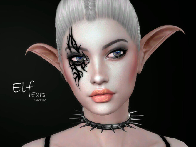 Elf Ears By Suzue
