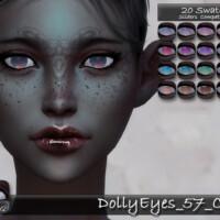 Dolly Eyes 57 Cl By Tatygagg