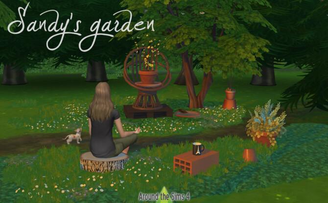 Sandy's Garden Set