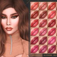 Lipstick #117 By Jul_haos