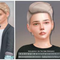 Audrey Hairstyle [child] By Darknightt
