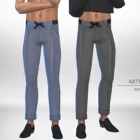 Arthur Pants By Puresim