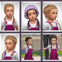 Manon Toddler Hair